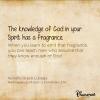 The Fragrance of God