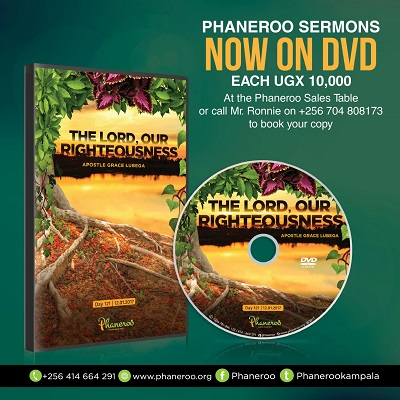 Phaneroo 121 on DVD
