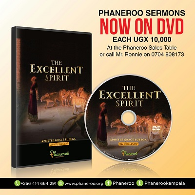 Phaneroo 123 on DVD