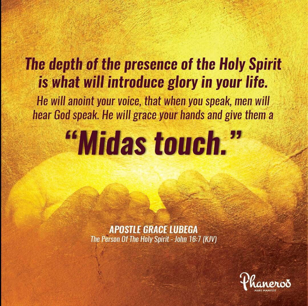 The Person Of The Holy Spirit - Phaneroo