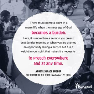 The Burden Of The Word - Phaneroo