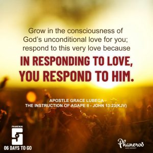 The Instruction Of Agape - 2