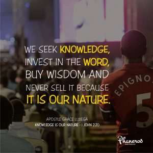 Knowledge Is Our Nature