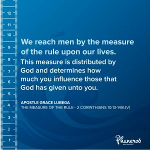 The Measure Of The Rule