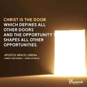 Christ The Door - 2