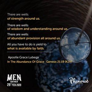 In The Abundance Of Grace