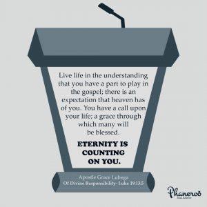 Of Divine Responsibility