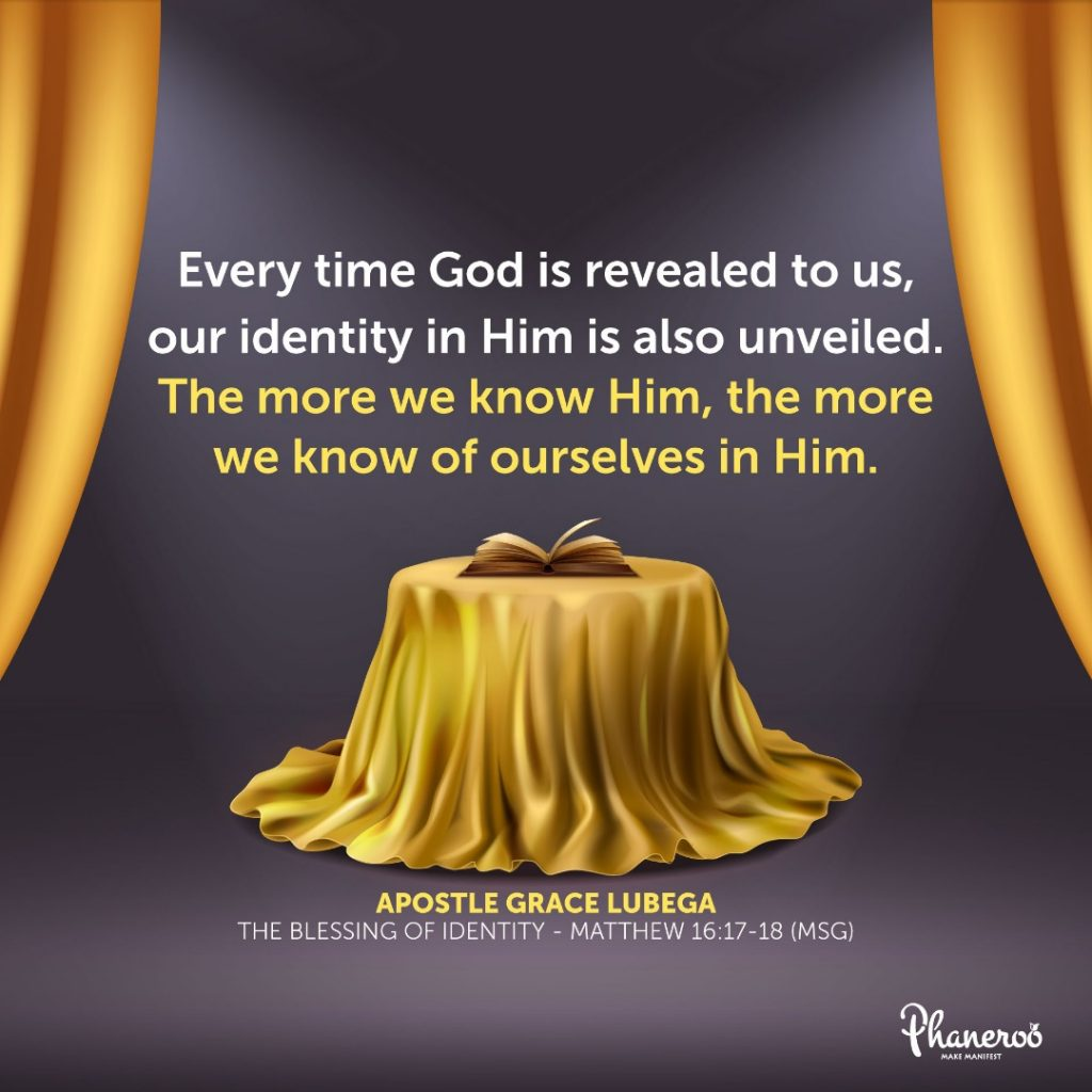 The Blessing Of Identity
