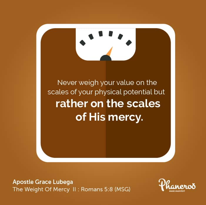 The Weight Of Mercy - 2